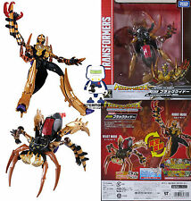 TRANSFORMERS CLASSICS TAKARA GENARATION LEGENDS BEASTWARS BLACKARACHNIA MISB