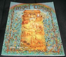 Angel Twigs Book 2 Helan Barrick Tole Decorative Painting 1996 Instructional FUN