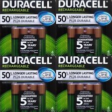 16x Duracell AA Rechargeable Battery 2500mAh NiMH 1.2V 5yr Guarantee + 50%better