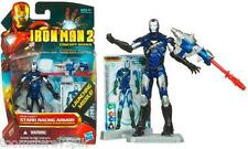 Iron Man 2 Concept Series Iron Man Tony Stark Racing Armor #40 Hasbro 3.75