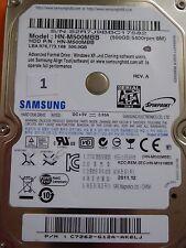 500 GB Samsung HN-M500MBB / 2011.12 / PCB: M8_REV.03 #01-12