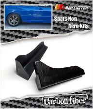 Carbon Fiber Side Skirt Spats for Mitsubishi Evolution X EVO 10 w/ Non-Aero Kits