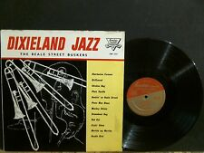 BEALE STREET BUSKERS  Dixieland Jazz   LP   Great !
