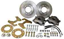 1949-53 Chevy-GMC Truck Front Power Disc Brake Conversion Kit, 6 x 5.5""