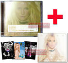 Taiwan Standard Explicit Version CD+Sticker+Cards NEW! Britney Spears 2016 Glory