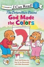 The Berenstain Bears, God Made the Colors (I Can Read! / Berenstain Bears / Livi