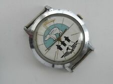 Original Vostok Buran Rare Polar Antarctic Soviet Russian USSR Aviator Watch