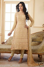 Indian Stylist Designer Party Wear Anarkali Semi-stitched Salwar Kameez Salwar