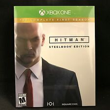 Hitman: The Complete First Season (Microsoft Xbox One, 2017) BRAND NEW