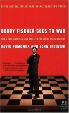 Bobby Fischer Goes to War: How A Lone American Star Defeated the Soviet Chess M