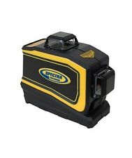 Spectra Laser LT56 Self Leveling 3-Plain Cross Line Laser Level #20917