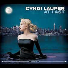 At Last Cyndi Lauper MUSIC CD