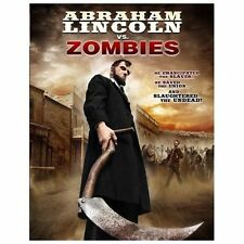Abraham Lincoln Vs. Zombies (Blu-ray Disc, 2012)