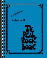 The Real Rock Book Volume II Sheet Music Real Book Fake Book NEW 000240323