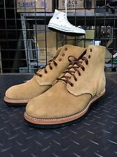 Double RL RRL Suede Leather Boondocker Made In USA WWII Impressions 11 $490