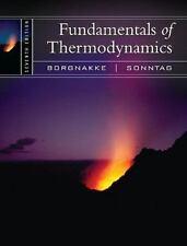 FAST SHIP: Fundamentals of Thermodynamics 7E by Claus Borgnakke a