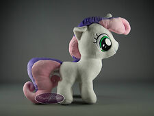 "MY LITTLE PONY SWEETIE BELLE PLUSH DOLL 12 "" / 30cm Alta Qualità UK STOCK"