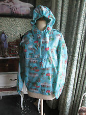 CATH KIDSTON SHORT LIGHTWEIGHT SHOWER MAC LONDON SCENES DESIGN