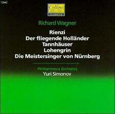 WAGNER: OVERTURES USED - VERY GOOD CD