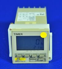 1209 OMRON AUTOMATION AND SAFETY TIMERS DIGITAL LED TIMER H5CR-B