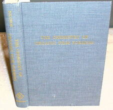 THE CHEMISTRY OF ORGANIC FILM FORMERS BY D.H. SOLOMON (1982) HC