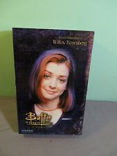 "Sideshow Collectibles Willow Rosenberg 12"" Figure Buffy The Vampire Slayer 2004"