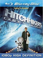 The Hitchhiker's Guide to the Galaxy [Blu-ray] (Format: Blu-ray)