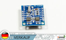 DS1307 AT24C32 I2C Real Time Clock mit Temperatursensor für Arduino Raspberry PI