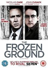 The Frozen Ground 2014 Nicolas Cage, John Cusack, Vanessa NEW & SEALED UK R2 DVD