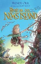 Rescue on Nim's Island, Orr, Wendy, New Books