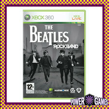The Beatles Rock Band (Microsoft Xbox 360) Brand New