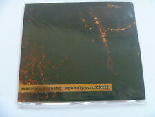 MAURIZIO BIANCHI - APOKALYPSIS - QUALITY CHECKED CD FREE FAST DELIVERY