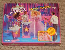 1988 Super Star Barbie Movie Awards playset MINT IN BOX OLD STORE STOCK