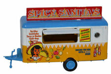 Oxford Diecast Mobile Trailer Spicy Sanitas 76TR013 OO Scale (suit HO also)