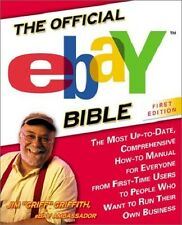 """The Official Ebay Bible by Jim """"Griff"""" Griffith"""