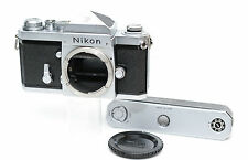 Nikon F body Prism finder early 1959 serial #640xxxx with restoration
