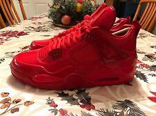 Nike Air Jordan 11LAB4 All Red 719864 600 Size Sz 10.5 2015