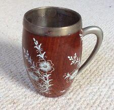 Original Decorative Indian Wooden Mug