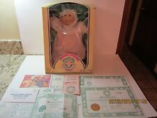 Vintage Cabbage Patch Preemie Doll In Box-1985-Shari Georgeann-W/All Documents