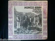 "VINYL 7"" SINGLE - LADY ROSE - MUNGO JERRY - DNX2510"