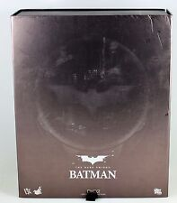 Movie Masterpiece DX02 BATMAN The Dark Knight Hot toys BOX ONLY!!!