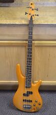 *Ibanez Soundgear SR 400 Electric Bass Guitar Wood Finish Free Shipping