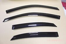 Lexus RX270 RX350 RX450h 2013-2015 Window Visor Sun Rain Guard Weather Shield