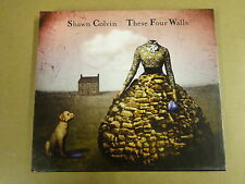 CD / SHAWN COLVIN - THESE FOUR WALLS
