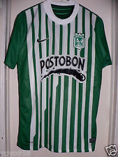 ATLETICO NACIONAL COLOMBIA SOCCER TEAM NIKE JERSEY MEN SMALL SIZE NWT