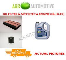 Filtro Aria Olio Diesel Kit + c1 5w30 olio per Mazda 6 2.2 185 CV 2008-11