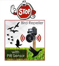 BIRD Repeller BIRD Scarer BIRD Distress