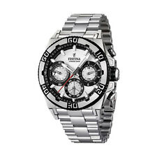 Festina F16658/1 Chrono Bike Men's Chronograph Stainless Steel Quartz Watch