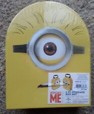 Despicable Me Minion Made 2 PC Storage Box Set New in Package MSRP $17.99