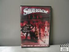 Sidekick (DVD, 2008) David Ingram Perry Mucci Mackenzie Lush Daniel Baldwin